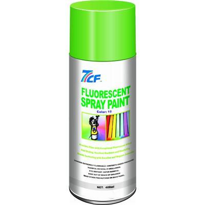 Pintura fluorescente pintura con aerosol pintura colores - Pintura con spray ...